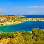 Where to stay? De leukste badplaatsen aan de Noord-Egeïsche Kust