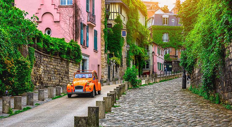 Leukste Franse steden