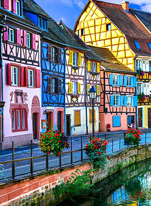 Leukste Franse steden: Colmar