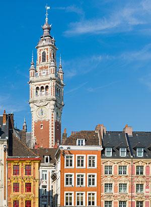 Leukste Franse steden: Lille