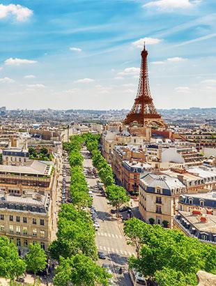 Leukste Franse steden: Parijs
