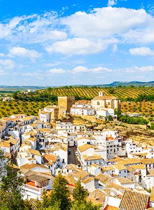 Mooiste dorpjes Andalusië
