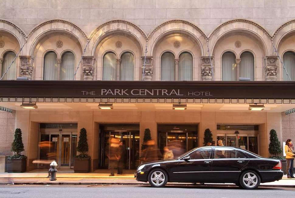 Park Central New York Hotel, Central Park