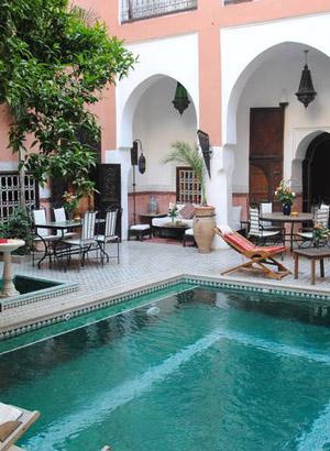 Mooie hotels: Riad Barroko, Marrakech