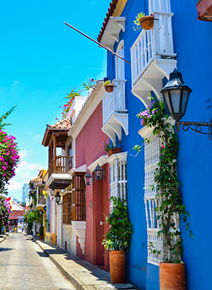 Steden buiten Europa: Cartagena