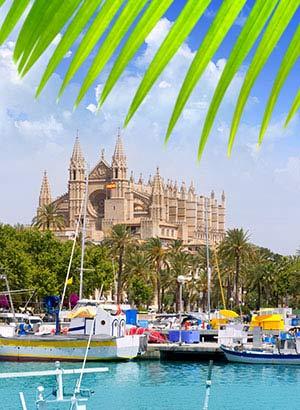 Welke eilanden Balearen, Mallorca