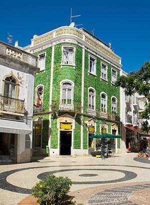 Carvoeiro, vissersplaatsje Algarve; Lagos bezoeken