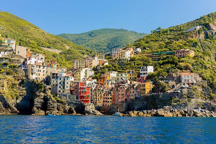 Cinque Terre, Italië: Rio Maggiore
