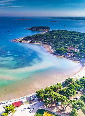 Goedkope meivakantie bestemmingen: Kroatië
