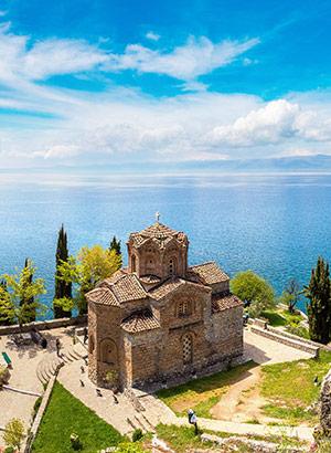 Goedkope meivakantie bestemmingen: Macedonië