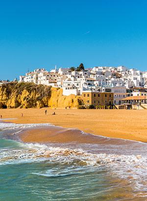 Goedkope meivakantie bestemmingen: Portugal Algarve