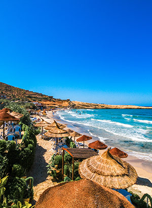 Goedkope meivakantie bestemmingen: Tunesië