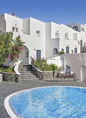 Sterren hotel bepalen: Finikia Memories, Santorini