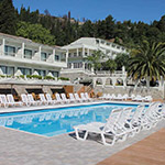 Redenen Corfu vakantie: Benitses Bay View Hotel