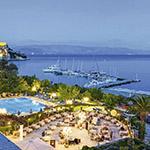 Redenen vakantie Corfu: Hotel Corfu Palace