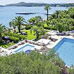 redenen vakantie Corfu: Elea Beach, Dassia