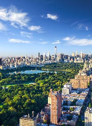 Leukste stadsparken: Central Park, New York