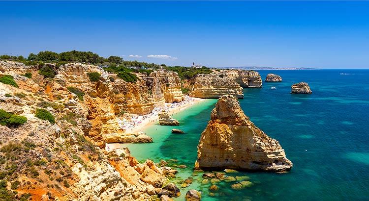 Relax! De mooiste stranden aan de Algarve