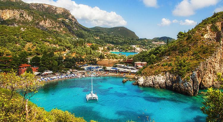 Redenen Corfu vakantie