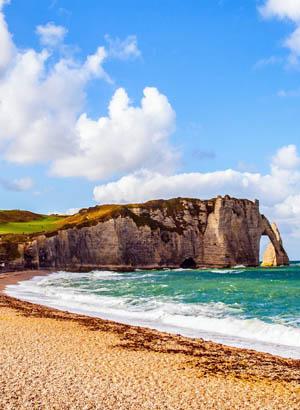 Temperatuur keuzehulp, Normandië