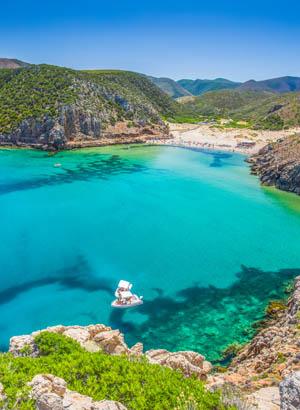 Temperatuur keuzehulp, Sardinië
