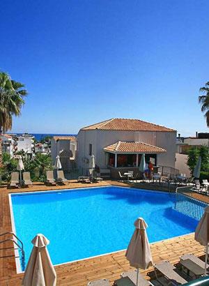 All inclusive hotels Kreta, Hotel Katrin