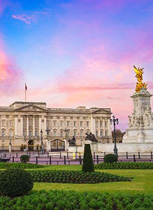 Bezienswaardigheden Londen, Buckingham Palace