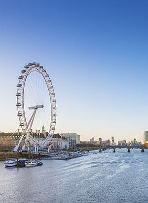 Bezienswaardigheden Londen, London Eye