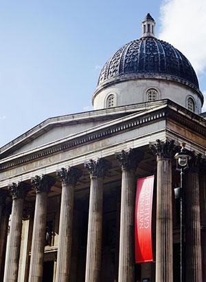 Bezienswaardigheden Londen, National Gallery