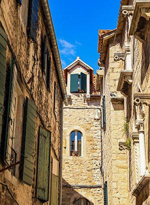 Doen in Split: Paleis van Diocletianus