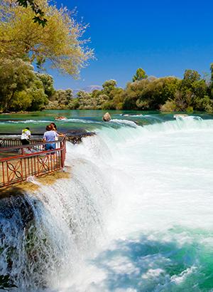 Doen aan de Turkse Riviera: natuur