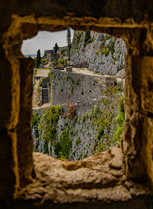 Klis Fortress, Kroatië: Game of Thrones locatie