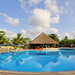 redenen vakantie Gambia: Kairaba Beach Hotel