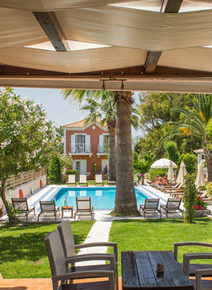Mooiste hotels Zakynthos: Aeolos Boutique Hotel