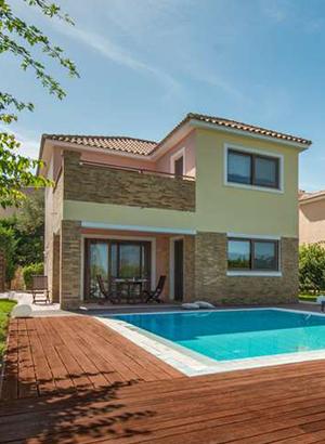 Mooiste hotels Zakynthos: St. John Villas