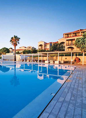 Mooiste hotels Zakynthos: The Bay Hotel & Suites