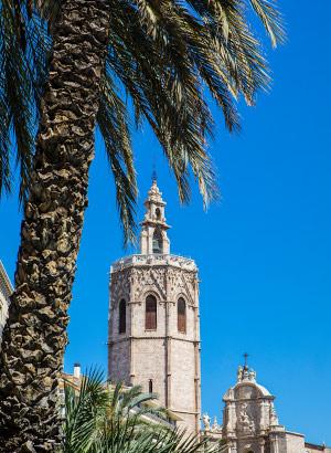 Mooiste uitzichtpunten Valencia: El Miguelete