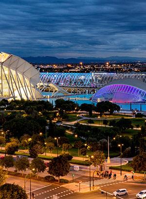 Mooiste uitzichtpunten Valencia: rooftopbars