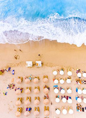 Redenen Griekenland vakantie: strand