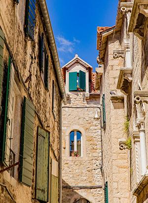 Trogir, UNESCO Werelderfgoed Kroatië: Split