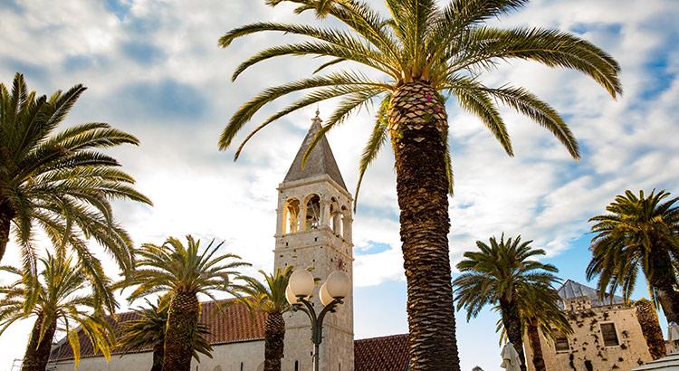 Trogir, UNESCO Werelderfgoed in Kroatië