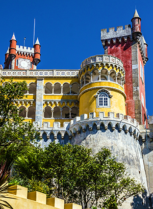 Vakantie Cascais, Sintra