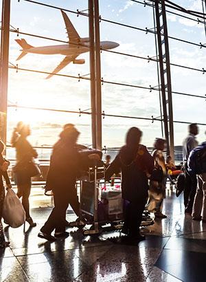 Voordelen regionale luchthavens