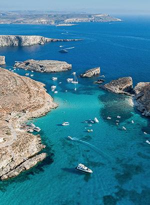 Leukste weetjes Malta; eilanden