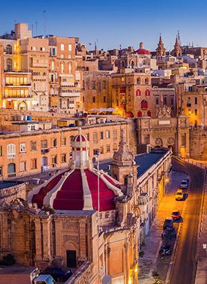 Leuke weetjes Malta: Valletta