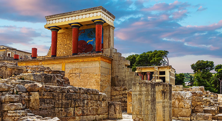 Knossos-Kreta