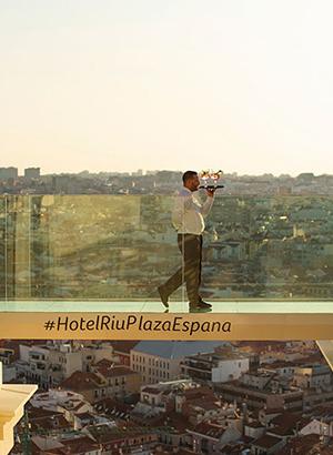 Stadshotels Riu Plaza, Madrid