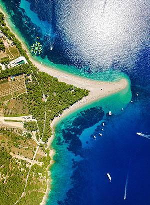 Weetjes Kroatië: eilanden