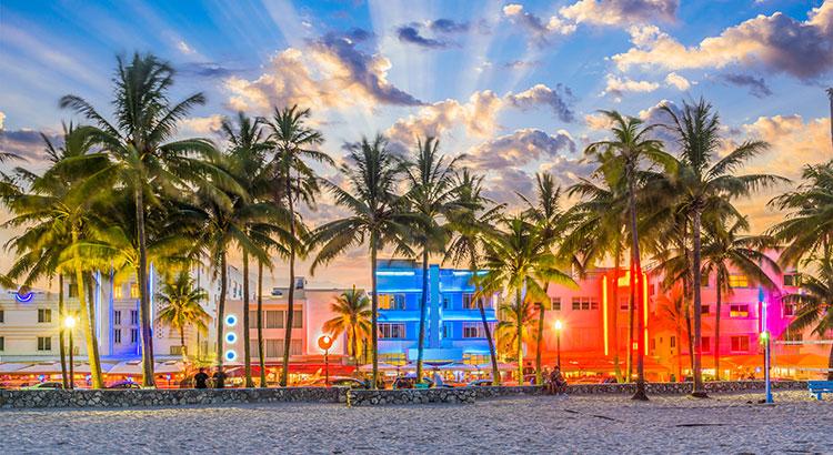 Doen in Miami