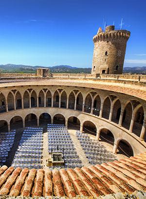 Doen in Palma de Mallorca: Castell de Belver